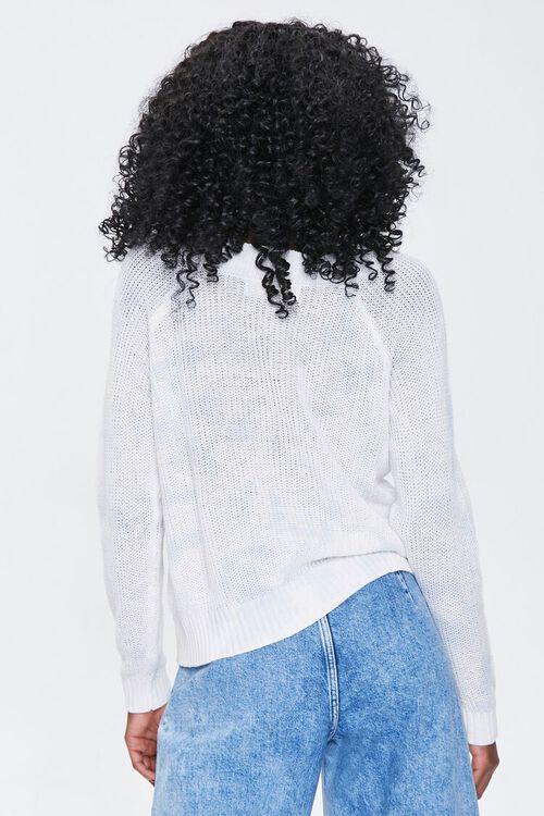 Cloud Wash Open-Knit Sweater, image 3