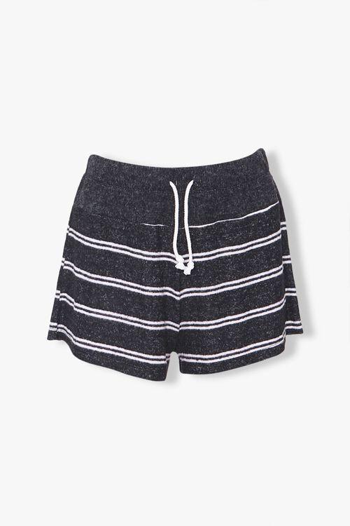 Striped Lounge Shorts, image 1