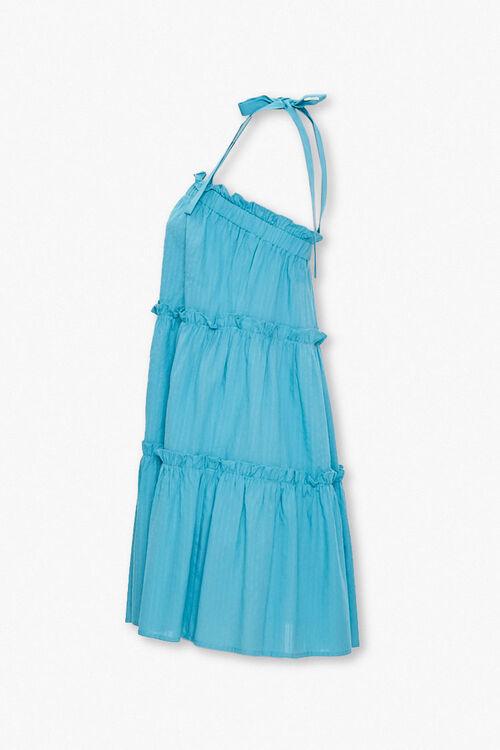 Tiered Shift Mini Dress, image 2
