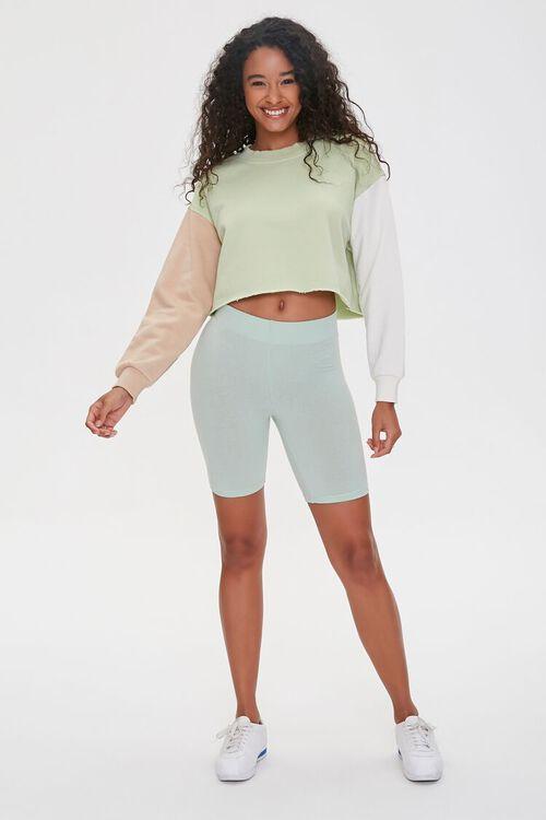 Colorblock Fleece Pullover, image 4