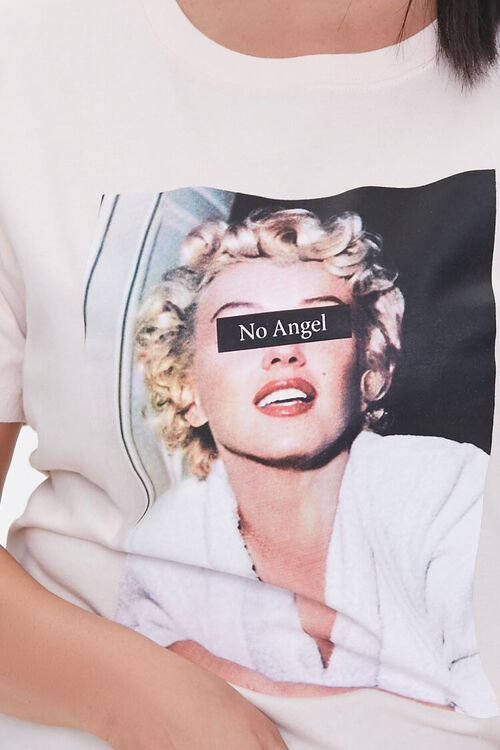 Plus Size Marilyn Monroe Tee, image 5
