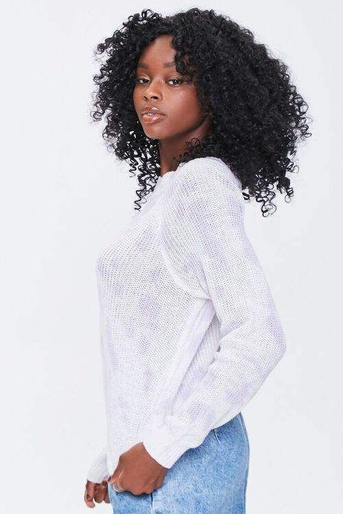 Cloud Wash Open-Knit Sweater, image 2