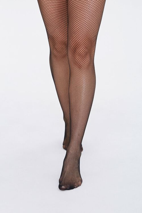 Sheer Fishnet Tights, image 4