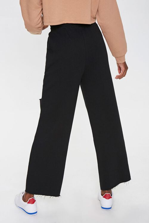 Ripped French Terry Sweatpants, image 3
