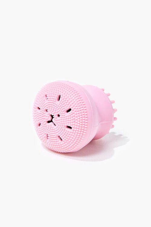 Animal Face Graphic Cleansing Brush, image 2