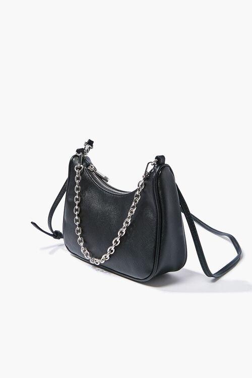 Chain-Handle Crossbody Bag, image 2
