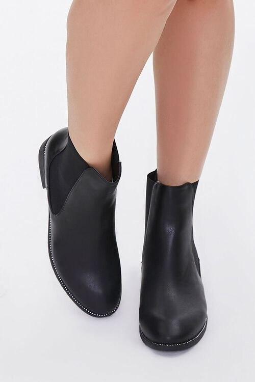 Studded Chelsea Booties, image 4