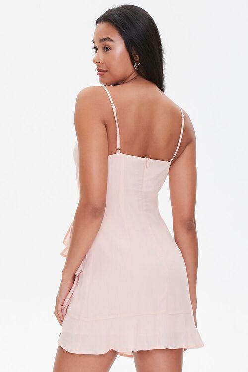 Ruffled Cami Wrap Dress, image 3