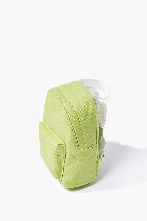Zippered Brushed Backpack, image 2