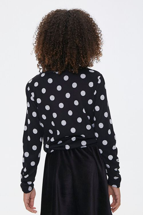 Girls Polka Dot Top (Kids), image 3