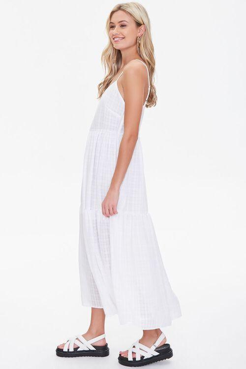 Plaid Midi Dress, image 2