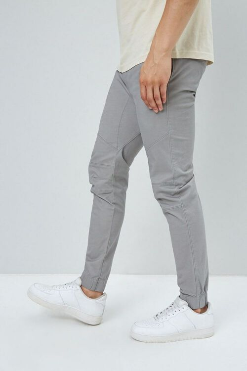 Paneled Jogger Pants, image 3