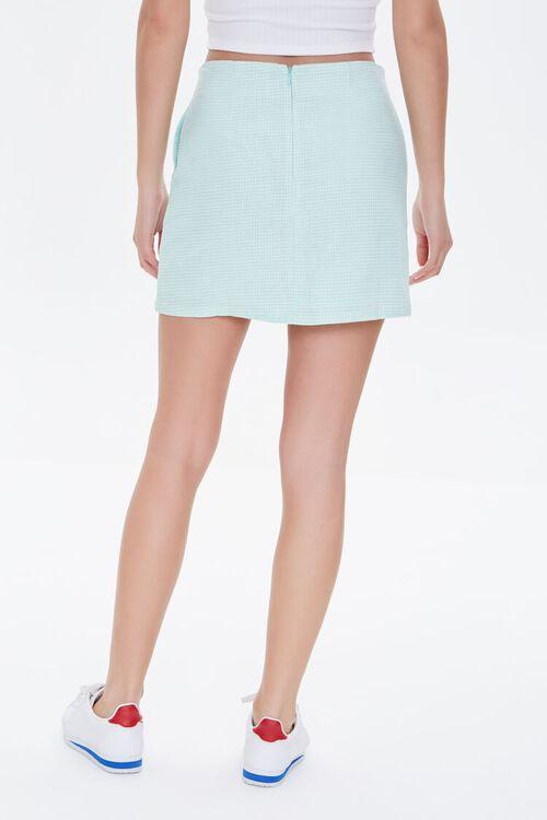 Striped Mini Skirt, image 4