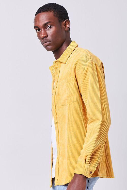 Classic Fit Corduroy Shirt, image 2