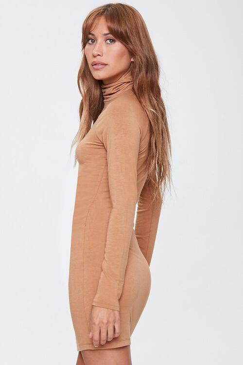 Turtleneck Mini Dress, image 2