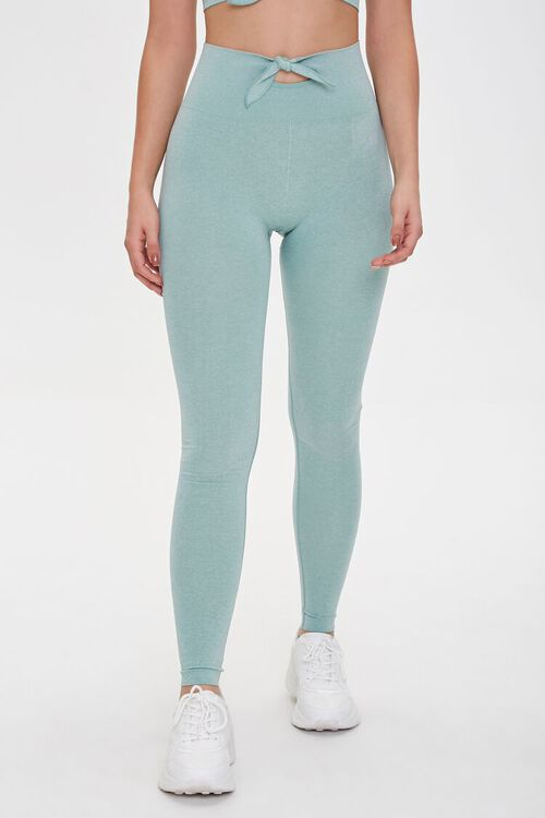Active Knotted Leggings, image 2