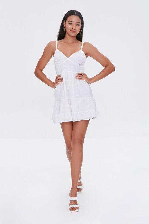 Tiered Cami Mini Dress, image 4