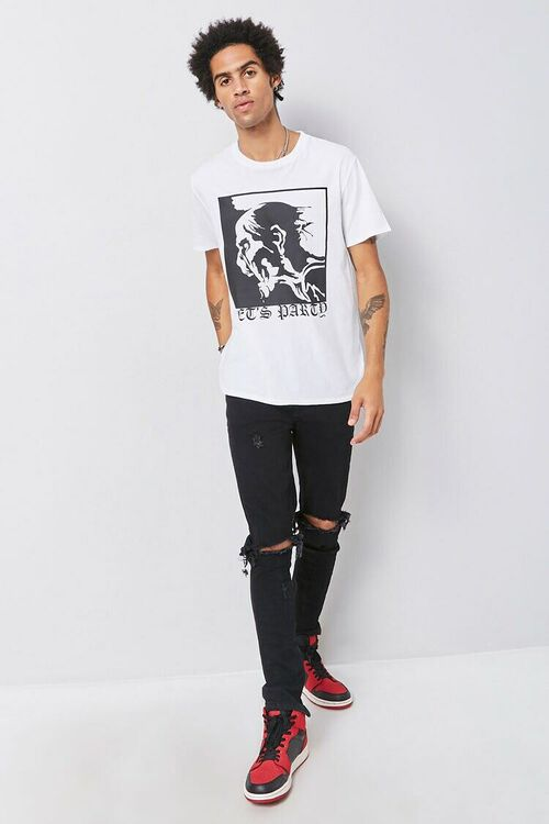 Lets Party Graphic Tee, image 4