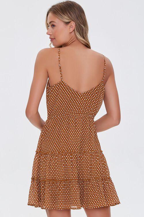 Polka Dot Mini Cami Dress, image 3