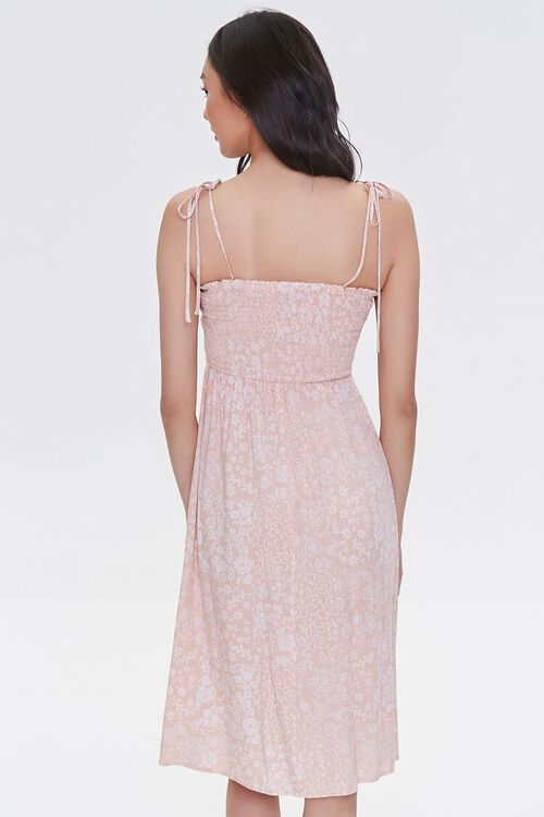Tie-Strap Paisley Dress, image 3