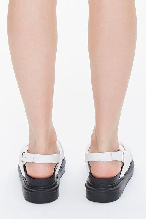 Strappy Flatform Sandals, image 3