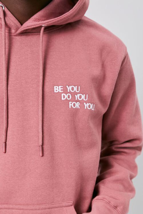 Be You Embroidered Graphic Hoodie, image 5
