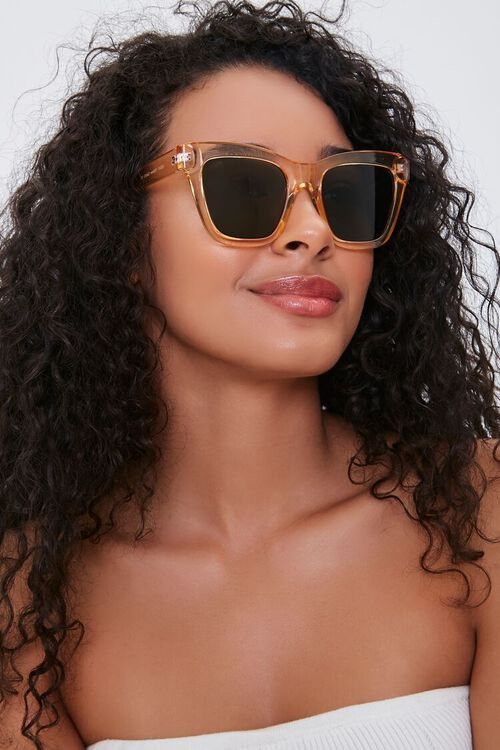Oversized Square Sunglasses, image 1