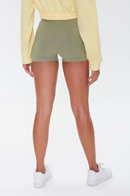 Basic Organically Grown Cotton Hot Shorts, image 4