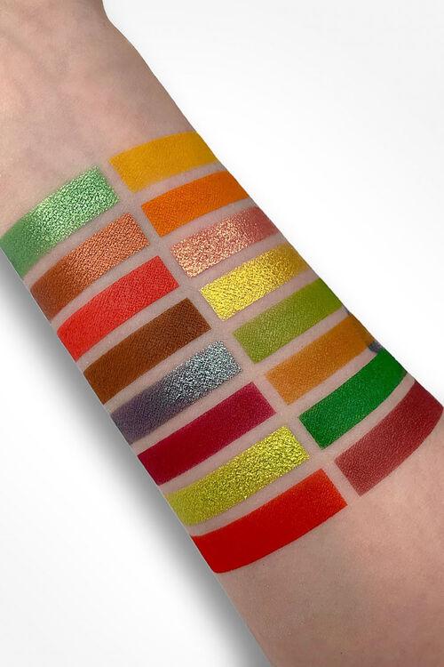 Burger Eyeshadow Palette, image 3