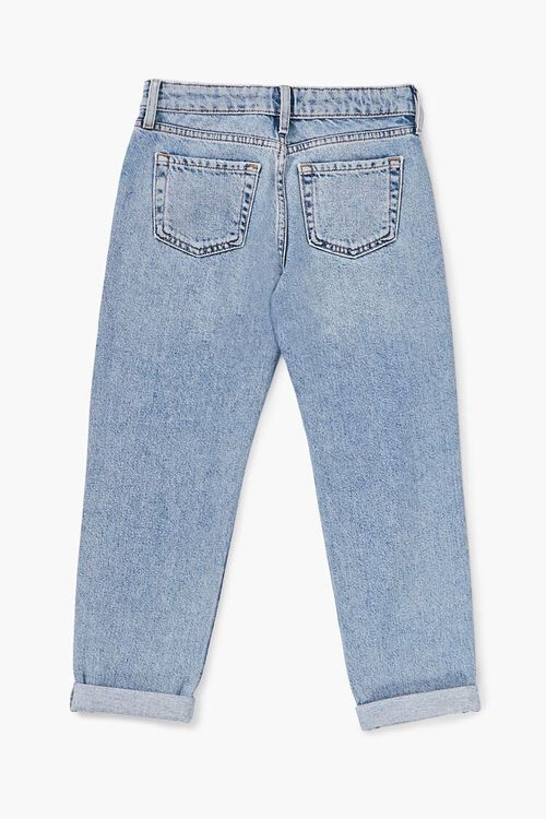 Girls Distressed Jeans (Kids), image 2