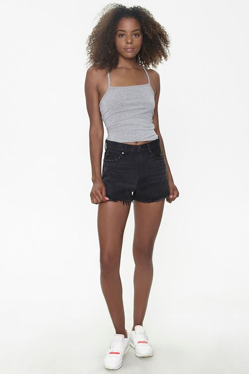 Self-Tie Lace-Up Cami, image 4