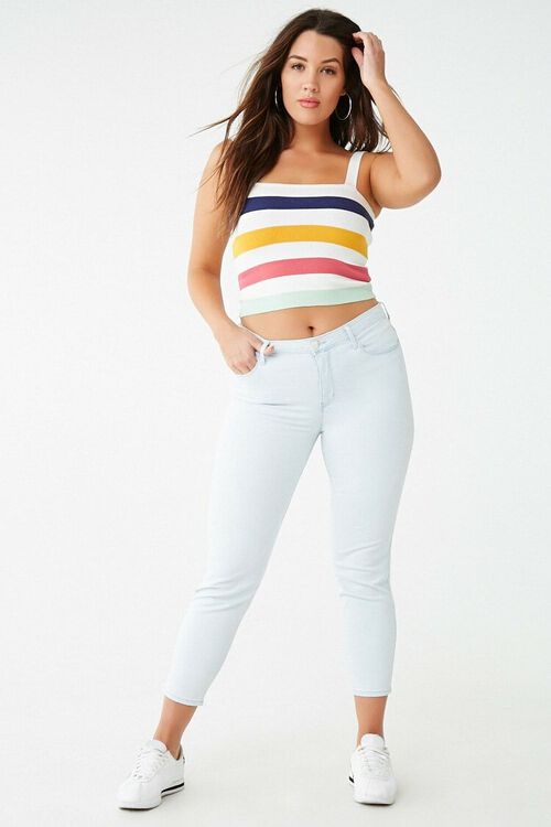 Low-Rise Skinny Ankle Jeans, image 5