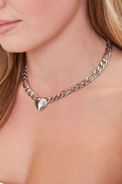 Heart Pendant Necklace, image 1