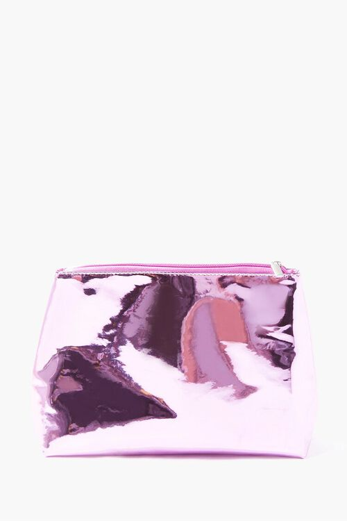 Mirrored Zippered Pouch, image 2