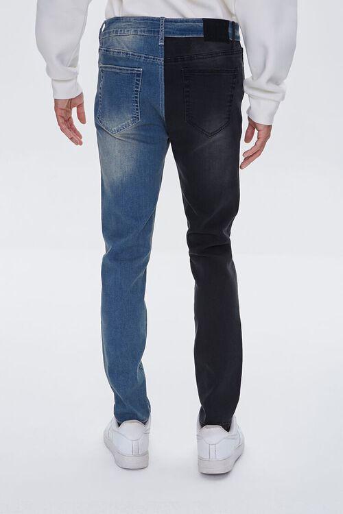 Colorblock Skinny Jeans, image 4