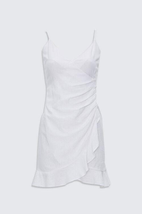 Mock Wrap Cami Dress, image 4