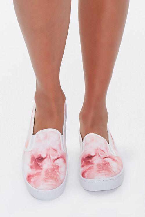 Tie-Dye Low-Top Sneakers, image 4