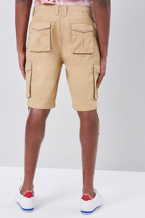 Strap-Hem Cargo Shorts, image 4