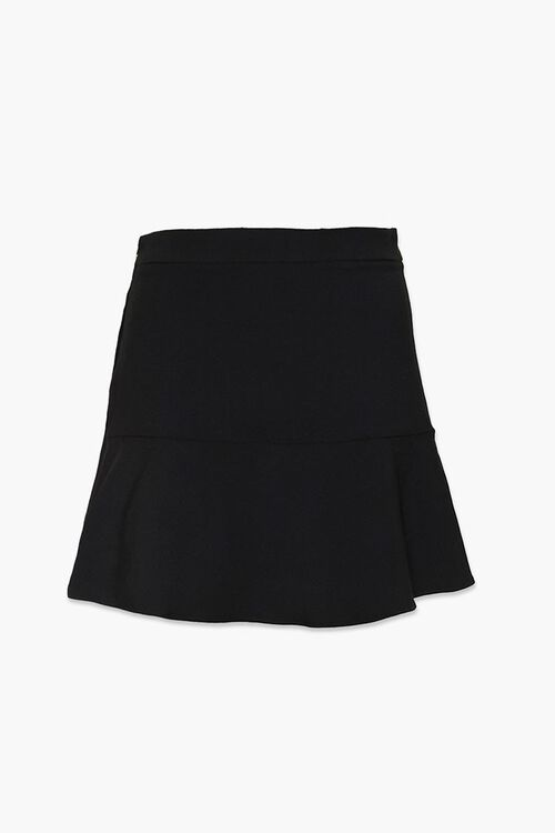 Flounce-Hem Mini Skirt, image 3