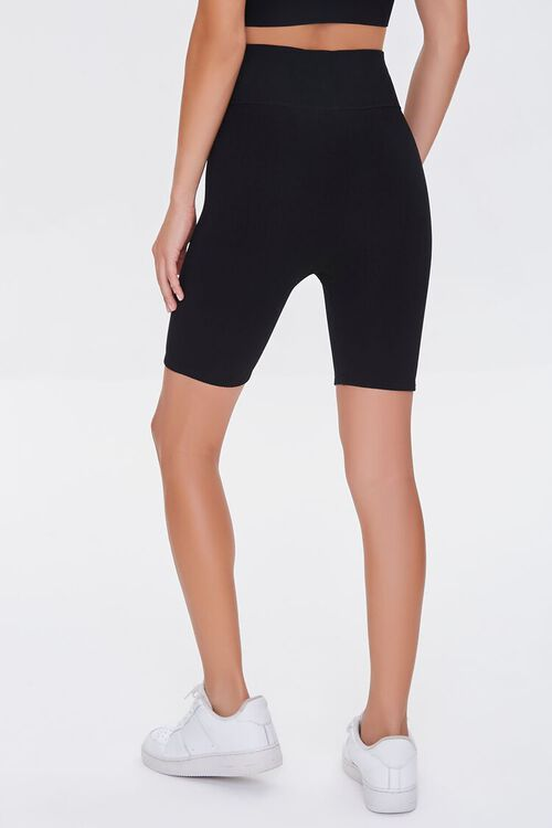 Active Seamless Lace-Up Shorts, image 4