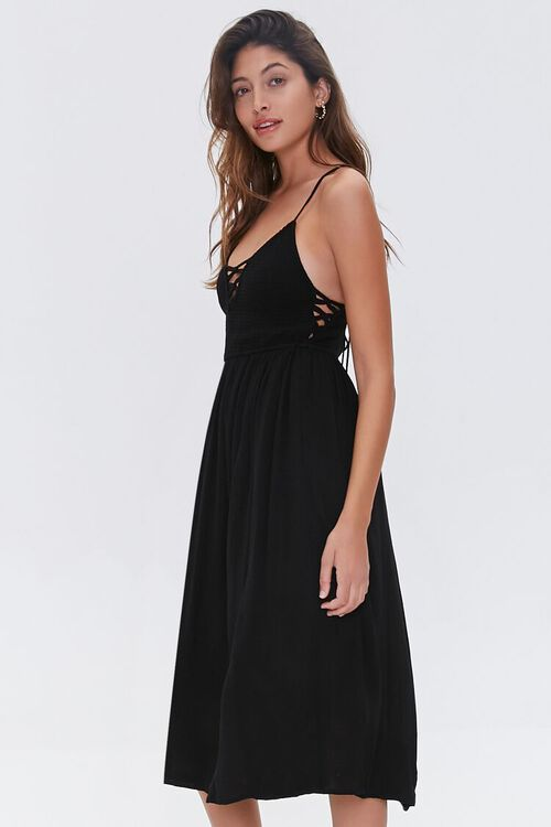 Lattice Cami Dress, image 2