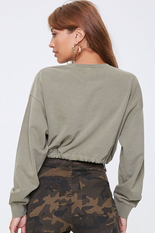 French Terry Pullover Top, image 3