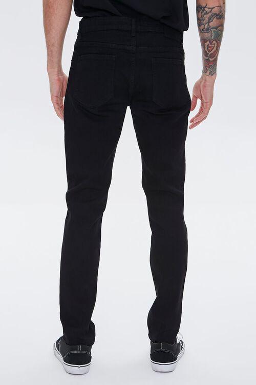 Bandana-Patch Skinny Jeans, image 4