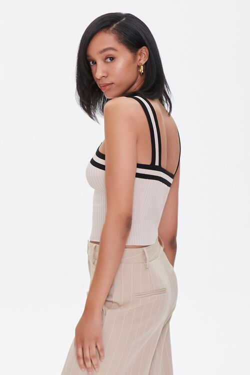 Sweater-Knit Halter Top, image 2
