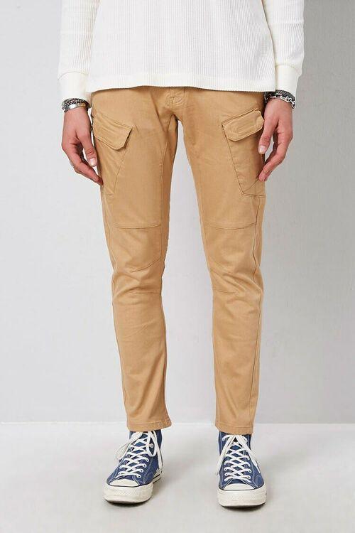 Slim-Fit Cargo Pants, image 2