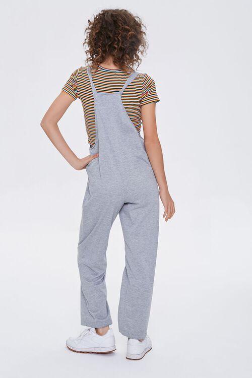 Straight-Leg Knit Jumpsuit, image 3