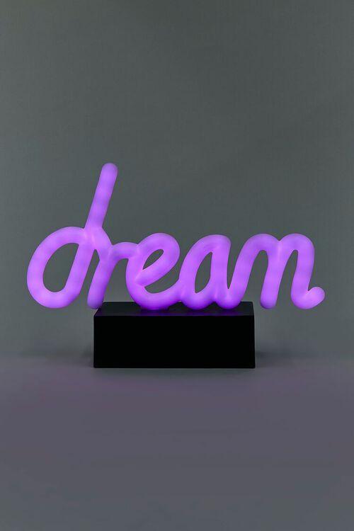 WHITE/MULTI Dream LED Table Light, image 1