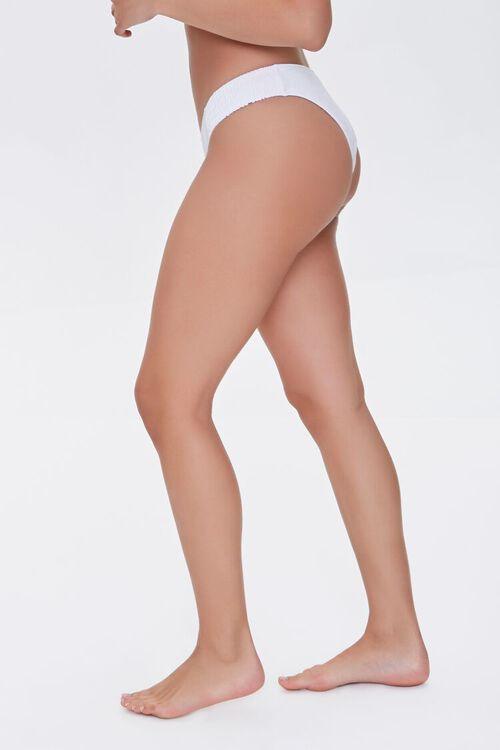 Pointelle Cheeky Bikini Bottoms, image 3