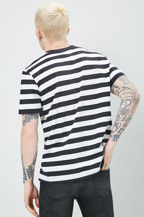 Striped Print Tee, image 3