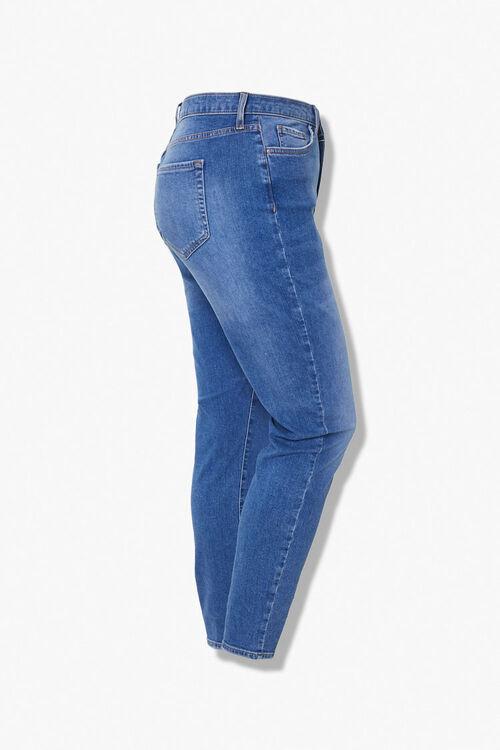 Plus Size Sculpted Super Skinny Jeans, image 2